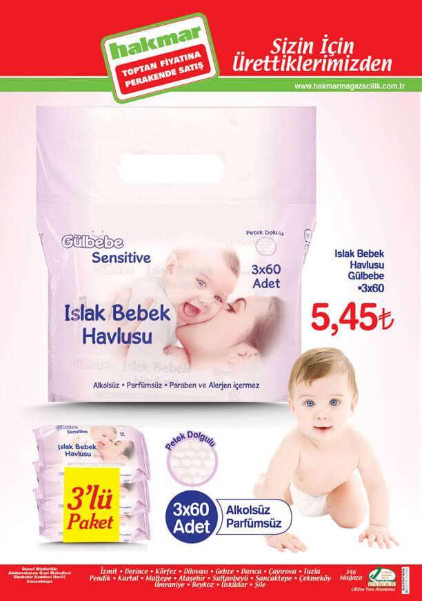 HAKMAR Fırsat Ürünleri 26 Mayıs 2016 Katalogu - Gülbebe Sensitive