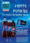 A101 1 Eylül - 30 Eylül 2018 Pepsi Şampiyonlar Ligi Kampanyası