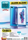 A101 1 Kasım 2018 Aktüel Ürün Kataloğu - Honor 9 Lite Cep Telefonu