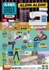 A101 10 Ocak 2019 Kataloğu - Singer Brilliance-6160 Dikiş Makinesi
