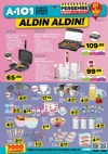 A101 11 - 17 Ocak 2018 Aktüel Katalogu - Sinbo Elektrikli Cam Kapaklı Döküm Izgara