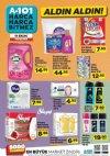 A101 11 Ekim 2018 Fırsat Ürünleri Broşürü