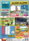 A101 14 Haziran 2018 Aktüel Katalogu - Samsung Smart Led Tv