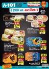 A101 14 Nisan 2018 Çok Al Az Öde Fırsatları - Algida Dondurma