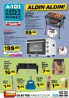A101 16 Ağustos 2018 Perşembe - Sinbo Elektrikli Ayaklı Izgara