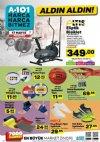 A101 17 Mayıs Aldın Aldın Fırsatları - Halı Saha Ayakkabısı