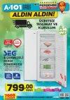 A101 19 - 25 Nisan 2018 Kataloğu - SEG 6 Çekmeceli Derin Dondurucu