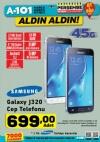 A101 19 Ekim 2017 Kataloğu - Samsung Galaxj J320 Cep Telefonu