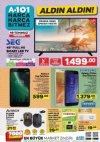 A101 19 Temmuz 2018 Katalogu - SEG Smart Led Televizyon