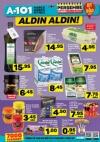 A101 2 Kasım 2017 Fırsat Ürünleri Kataloğu - Organik Sızma Zeytin Yağı