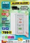 A101 21.06.2018 Perşembe Katalogu - SEG Derin Dondurucu