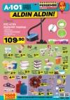 A101 21 Aralık - 28 Aralık 2017 Katalogu - Elektrikli Süpürge