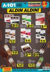 A101 22 Şubat 2018 Fırsat Ürünleri Katalogu - Vince Çikolata