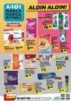 A101 23 Ağustos 2018 İndirimleri - Temizlik Ürünleri