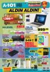 A101 23 Kasım 2017 Aktüel Ürünler - Alcatel U5 Cep Telefonu
