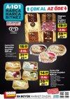 A101 23 Mart - 29 Mart 2019 Çok Al Az Öde Dondurma Kampanyası