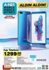 A101 24 Ocak 2019 Perşembe Fırsatları - Honor 9 Lite Cep Telefonu