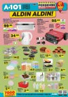 A101 26 Nisan 2018 Aktüel Kataloğu - Sunny SNY-581 Inox Aspiratör
