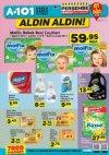 A101 26 Nisan 2018 Fırsat Ürünleri Broşürü - Rinso Toz Deterjan