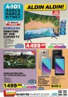 A101 27 Aralık 2018 Kataloğu - Samsung UHD Curved Tv