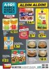 A101 27 Eylül 2018 İndirimli Ürünler Kataloğu