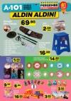 A101 27 Temmuz - Katlanabilir Plastik Tabure