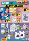 A101 28 Eylül 2017 Aldın Aldın Kataloğu - Mega Temizlik Seti