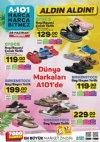 A101 28 Haziran 2018 Aktüel Katalogu - Birkenstock ve Crocs Terlik
