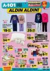 A101 30 Kasım 2017 Kataloğu - Lisanslı Çocuk Polar Pijama Takımı
