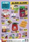 A101 30 Mayıs Aktüel Ürünler - Burcu Köy Domates Salçası