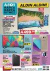 A101 31 Ocak 2019 Kataloğu - Samsung Galaxy Grand Prime Plus G532