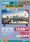 A101 4 Ocak 2018 Aktüel Ürünler Katalogu - Uydu Alıcılı Led Televizyon