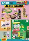 A101 4 Ocak 2018 Aldın Aldın Fırsatları Katalogu