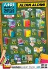 A101 6 Eylül 2018 Kataloğu - Okul Malzemeleri