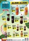 A101 6 Haziran 2019 Aldın Aldın Kataloğu - Bi Cola Fiyatları