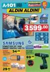 A101 8 Haziran 2017 Katalogu - Samsung UHD Smart Kavisli Led Tv