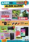 A101 8 Mart 2018 Katalogu - Toshiba Canvio Basic 1 TB Hard Disk