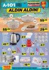A101 8 Şubat - 14 Şubat 2018 Kataloğu - Ahşap Ekmeklik