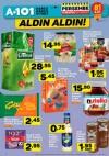 A101 Aktüel 17 Ağustos - Çotonak İdeal Bitkisel Sıvı Yağ