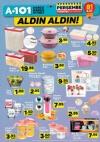 A101 Aktüel 17 Ağustos - Mutfak Ürünleri
