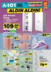 A101 Aktüel 3 Ağustos - Sensio Robot Duş Sistemi
