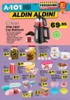 A101 Aktüel 31 Ağustos - Çay Makinesi