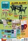 A101 Aktüel 31 Mayıs 2018 Katalogu - Plastik Masa Sandalye