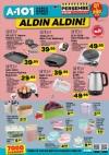 A101 Aktüel 4 - 10 Ocak 2018 Katalogu - Mutfak Ürünleri