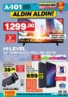 A101 Aktüel 5 Ekim 2017 Xiaomi Redmi 4A