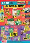 A101 Aktüel 7 Eylül - Bebeto Yumuşak Şeker