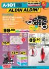 A101 Aktüel 7 Eylül - Elektronik Davul Set