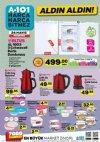 A101 Aktüel Ürünler 24 Mayıs Katalogu - Dijitsu Çelik Çay Makinesi