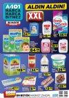 A101 Aldın Aldın 30 Mayıs - 5 Haziran 2019 - Molfix Çocuk Bezi Fiyatı