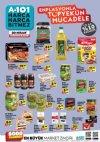A101 Enflasyonla Mücadele Ürünleri (Son Tarih 30 Nisan 2019)